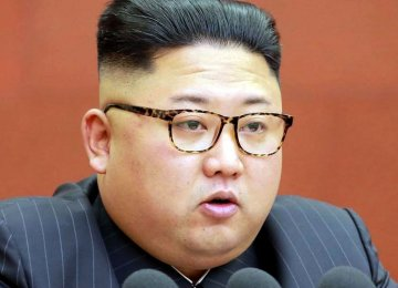 N. Korea's Kim Lauds South's Hospitality
