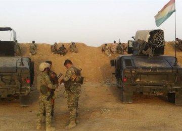 Kurds on High Alert as Iraqi Forces Mass Near Kirkuk