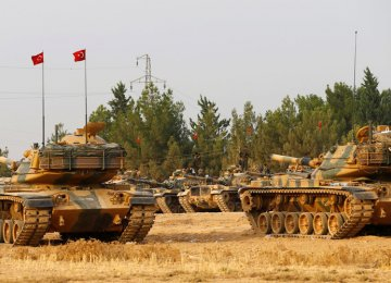 Turkey Coordinates Actions on Syria With Russia