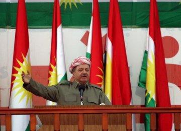 Tensions Rise in Iraq Ahead of Kurdish Secession Vote