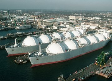 Europe Emerges as Top Buyer of US Gas