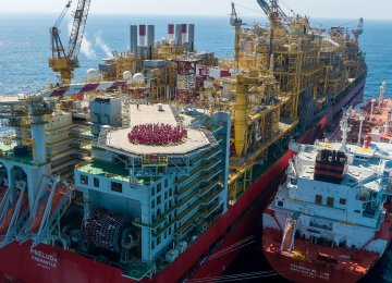 Global Demand Bolstering LNG's Growing Role