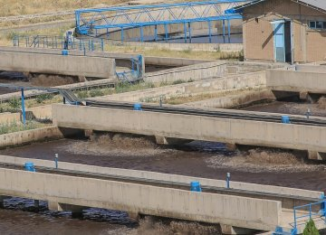 Third Unit Joins Wastewater Treatment Plant in Lordegan