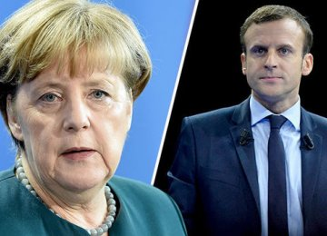 Macron, Merkel Say Statement on Malorossiya 'Unacceptable'