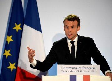 Macron Confronts Corsica's Calls for More Autonomy