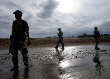 71 Killed in Myanmar as Rohingya Insurgents Stage Major Attack