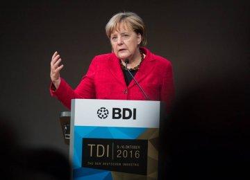 "Merkel ""Optimistic"" in New Bid to End Political Impasse"