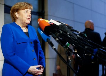 Merkel Strikes Deal With Social Democrats