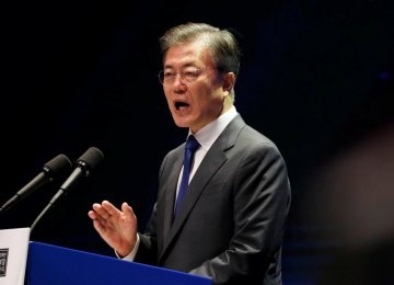 S. Korea's Moon Willing to Meet Kim Jong Un Under Right Conditions