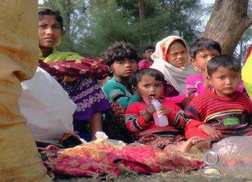 EU Prepares Sanctions on Myanmar Military Over Rohingya Crackdown