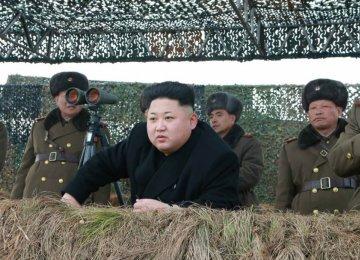 North Korea Media: Anti-Aircraft Weapon Tested