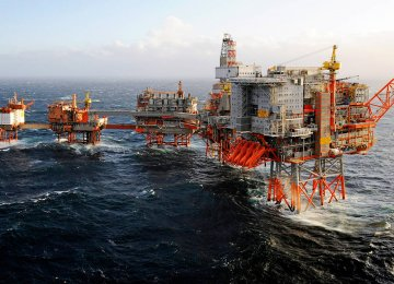 Norway Oil, Gas Investments to Peak