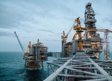 Norway Oil Output at 9-Year High