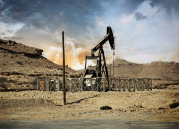 Middle East Oil at Fever Pitch