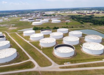 Oil Gains on Signs of Output Cuts and Improved Demand