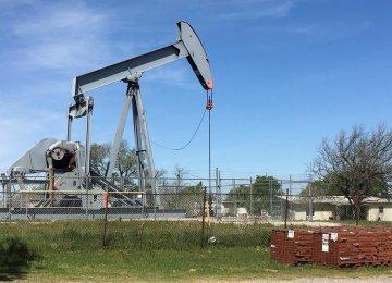 Oil Extends Slump