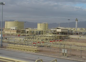 Sa'adatabad Oilfield Development Plan on Track