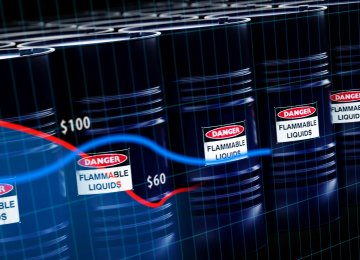 JP Morgan Sees 'Low Price Scenario' for Oil