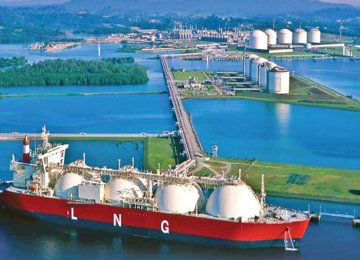 Shell, Exxon to Build LNG Import Terminals in Pakistan
