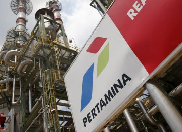 Pertamina Seeks Oil Contracts in Currencies Other Than USD