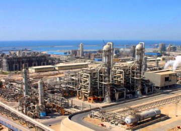 New Plant in Hormozgan to Convert Natural Gas to Chemical Products