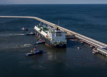 Poland Signs 20-Year LNG Deal With US Co.