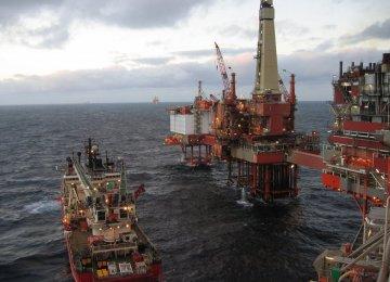 Oil Prices Edge Up