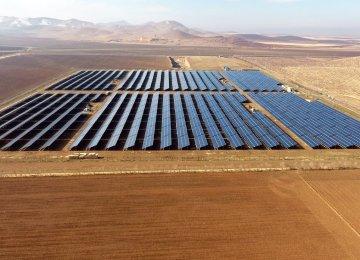 Hamedan Expanding Green Energy Footprint