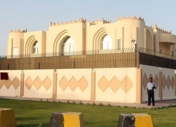 UAE Tried But Failed to Host Taliban 'Embassy'