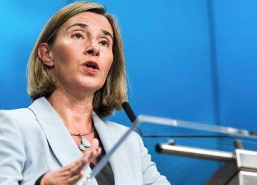 EU Urges De-Escalation of Qatar Quarrel