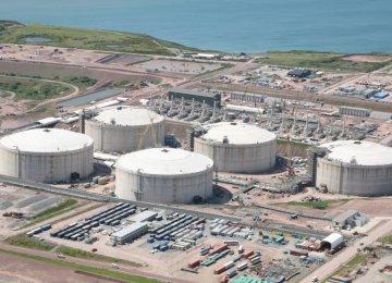 Qatar Petroleum, Exxon Continue Texas LNG Project