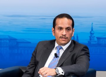 Qatar Appeals to UNSC to Help End Blockade
