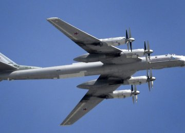 Russian Nuclear Bombers Fly Near North Korea
