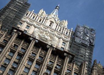 Russia May Demand US Cut Diplomatic Staff