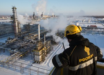 Russia's September Oil Output Set For Post-Soviet Record High