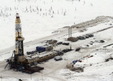 Russia Oil Exports Down