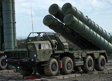 Kremlin Says Saudi Talks on S-400 Missile Systems on Track