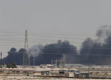 Saudi Sept. Oil Exports Drop to 2-Year Low