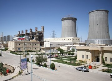 Steam Units to Add 480 MW to Shirvan Power Plant