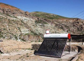 Solar Water Heating Improves in Rural Kohgiluyeh-Boyerahmad