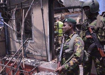 Sri Lanka Lifts State of Emergency