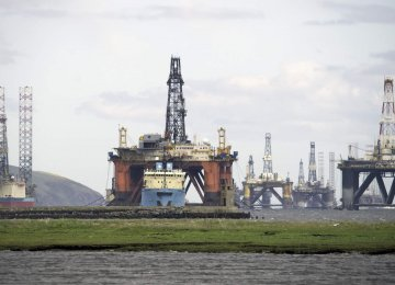 North Sea Plan for Strikes Approved