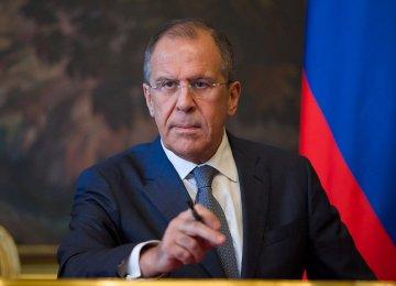 Lavrov: US Military Presence in Syria Violates Int'l Law