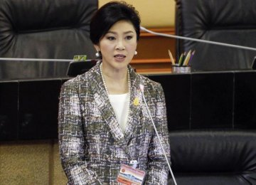 Former Thai PM Flees Ahead of Verdict
