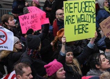 Trump Travel Ban Comes Into Effect