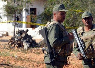 Senior Militant Killed in Tunisia