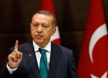 Erdogan Calls German Leaders 'Enemies of Turkey'