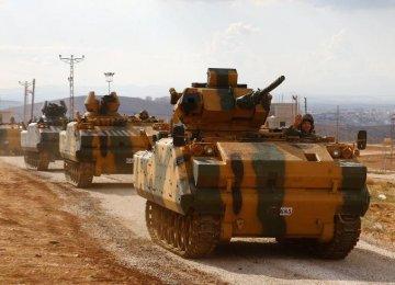 Turkey Deploys Troops to Syria's Rebel-Held Idlib