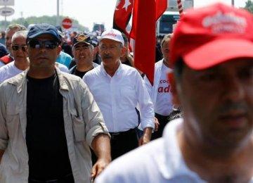 CHP Launches Court Challenge on Turkey's Referendum