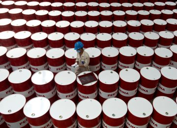 OPEC Cuts Have Oil Market on Path